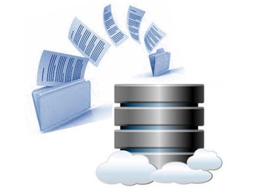 Cloud backup - CIO