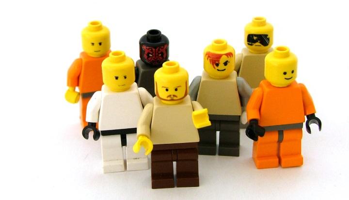 Recursos humanos em Lego_Santiago Cornejo (SXC)