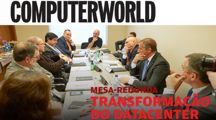 Mesa-redonda transformação dos centro de dados