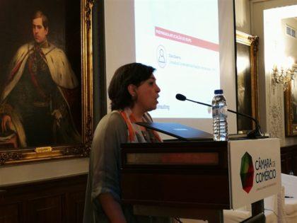 Clara Guerra, consultora coordenadora de relações internacionais da Comissão Nacional de Protecção de Dados (CNPD)