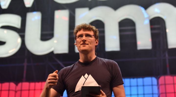 Paddy Cosgrave, CEO da Web Summit