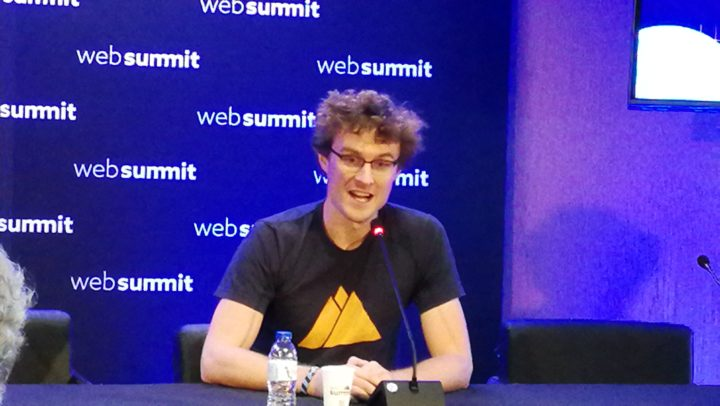 Paddy Cosgrave, CEO Web Summit