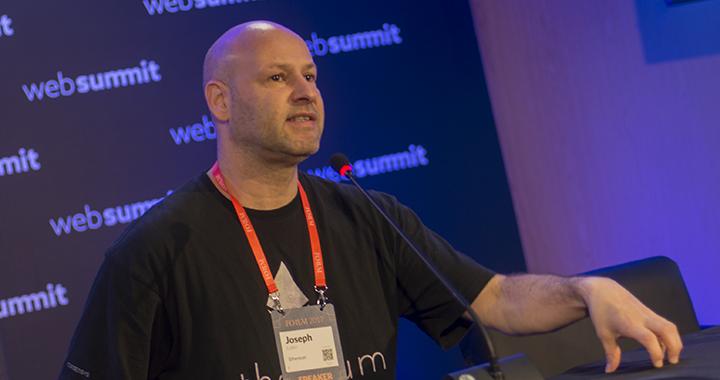 Joseph Lubin, fundador da ConsenSys e co-fundador da Ethereum