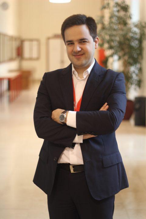 Leandro Pereira, CEO da Winning