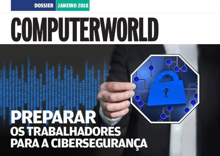 Dossier Janeiro 2018 - Preparar os trabalhadores para a cibersegurança