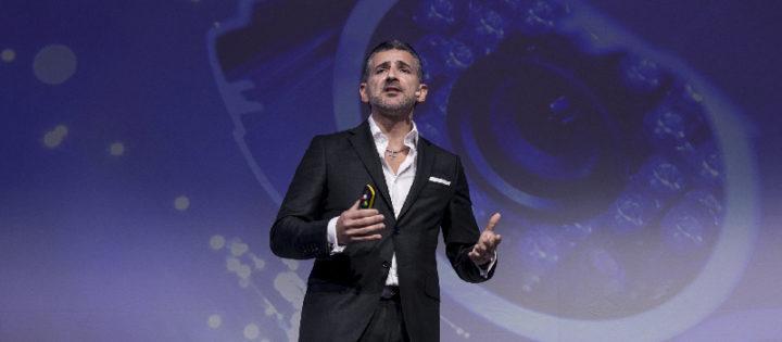 Alexandre Fonseca, presidente-executivo da Altice