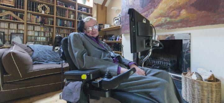 Stephen Hawking/ Intel