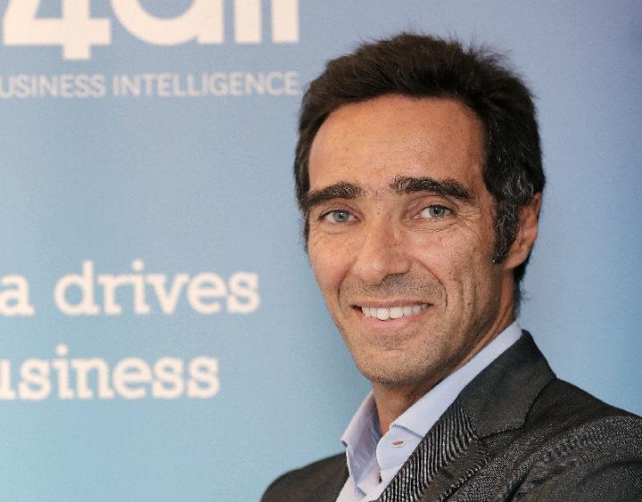 José Oliveira, director-executivo da BI4All