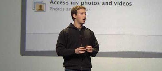 Mark Zuckerberg foto: flickr/Jolie O'Dell 2014