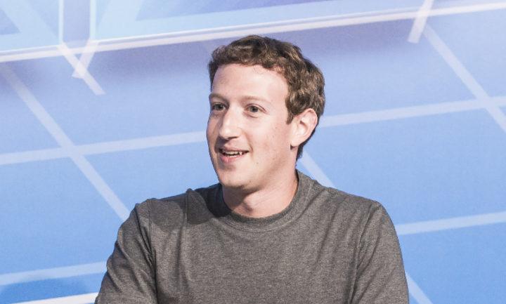 Mark Zuckerberg, CEO da Facebook