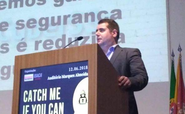 Sérgio Silva, ethical hacker