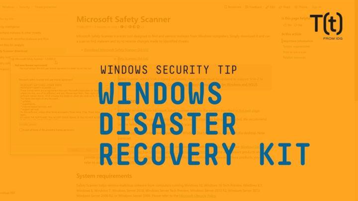 Como criar um plano de disaster recovery