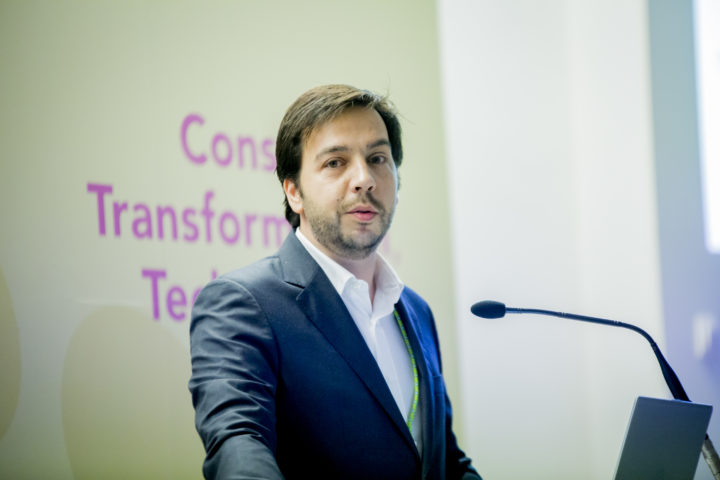 Tiago Santos Barroso, CEO da Everis