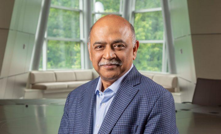 IBM executive Arvind Krishna. 5/30/19 Photo by John O'Boyle