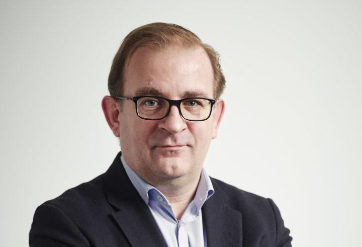 Mark Barnett, presidente Mastercard Europe